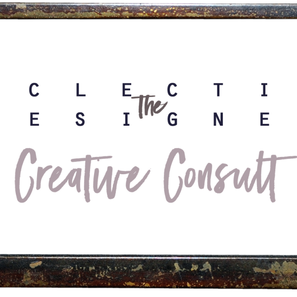 The Eclectic Designer Creative Consult
