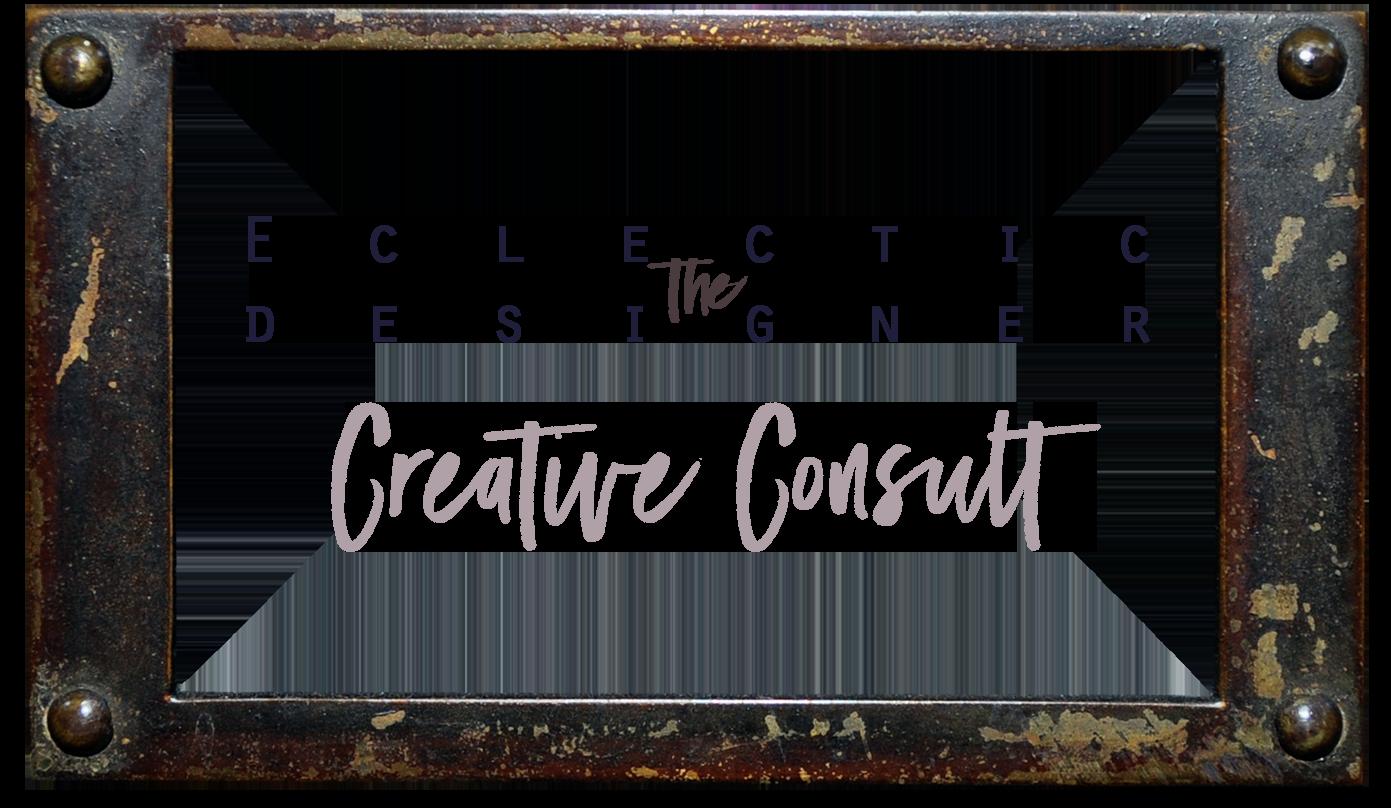 The Eclectic Designer Creative Consult